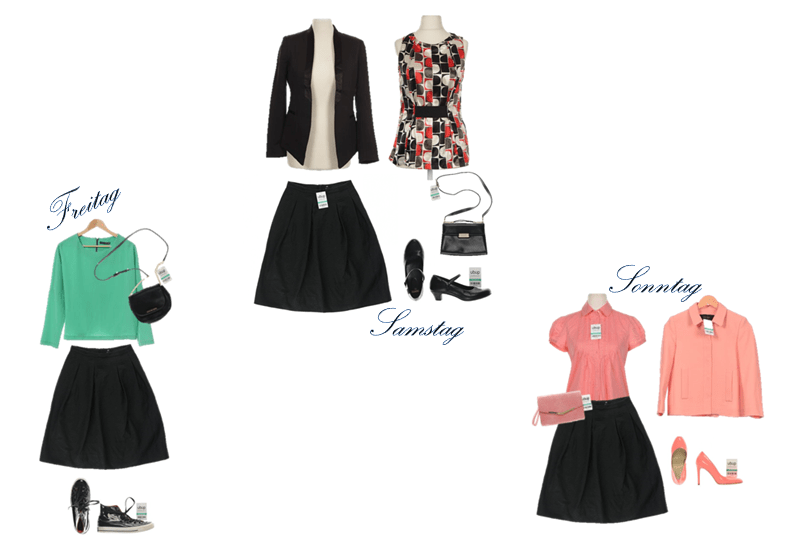 Outfits Wochenende