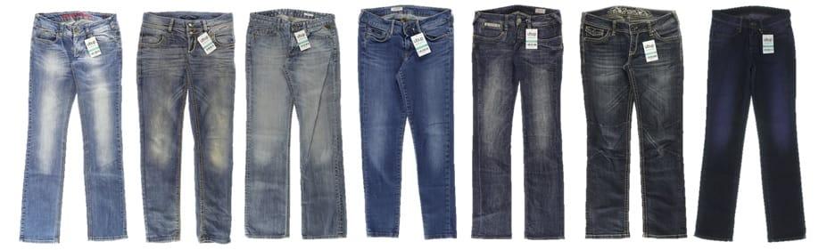 Blue Jeans von ubup