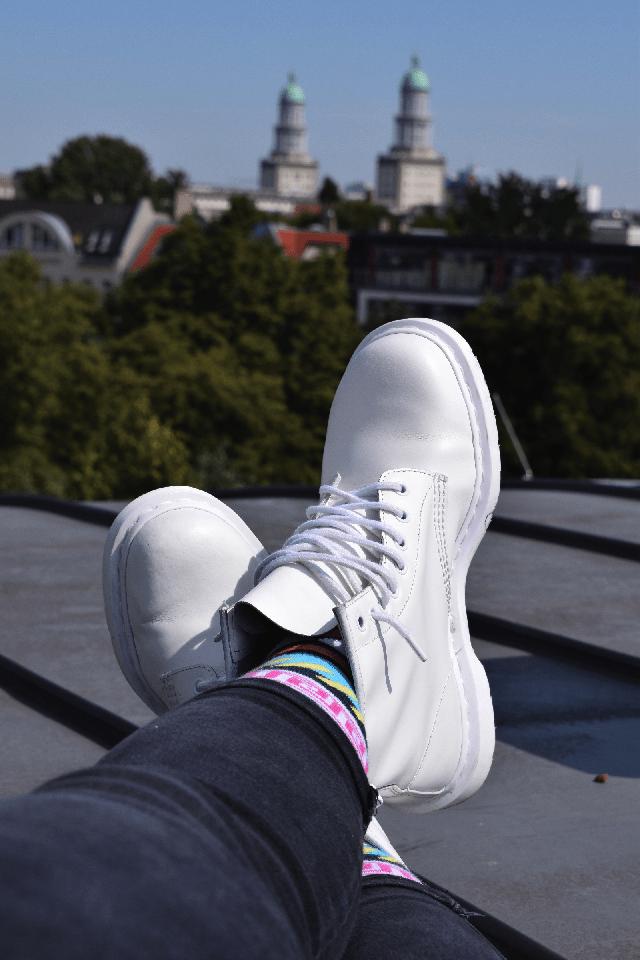 Gibt's von uns rezeptfrei: Die Geschichte der Marke Doc Martens