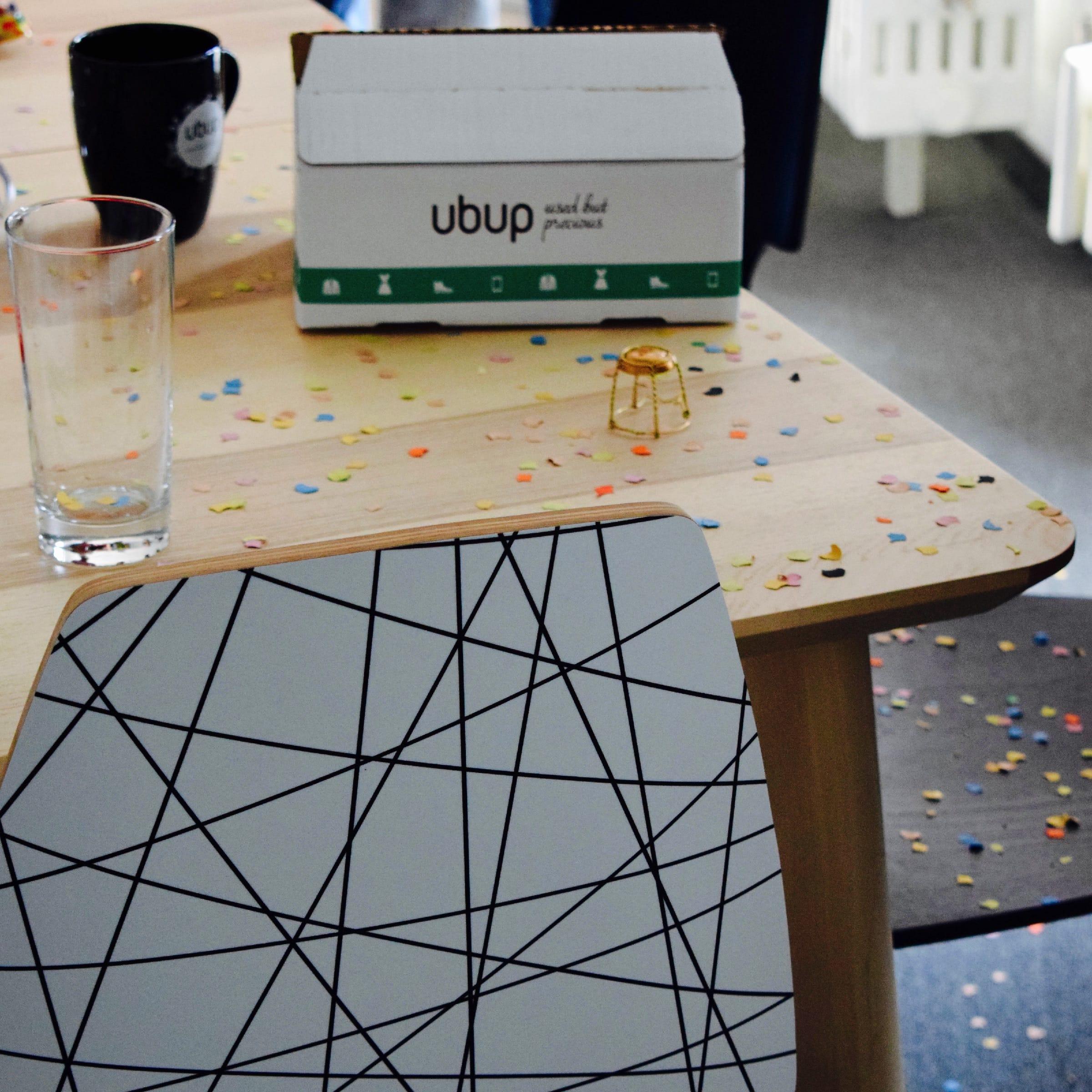neuer ubup Shop