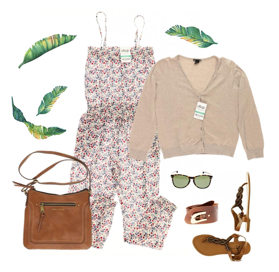 Blumenprints Outfit
