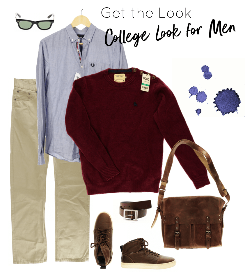 Back to School - College Look Mann