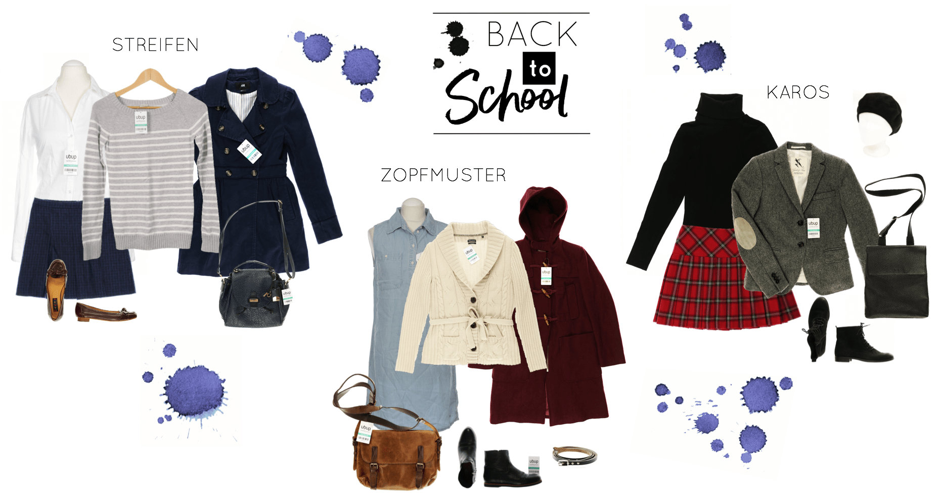Back to School - College Look - Styles