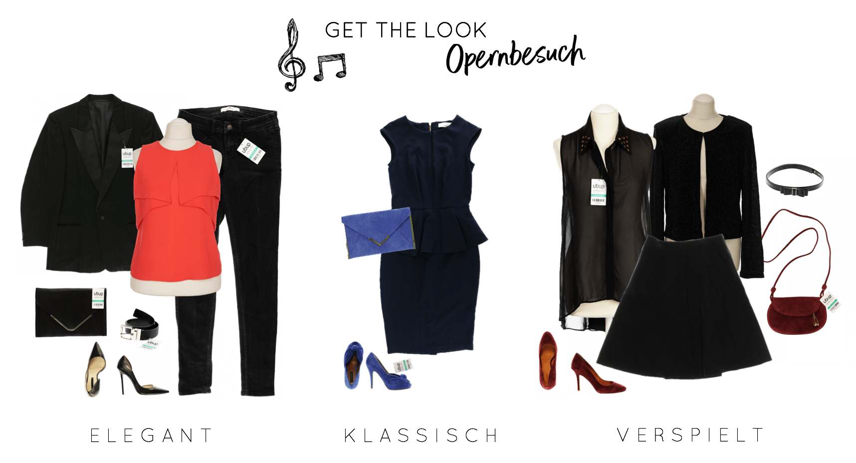 dasistubup - Deutsche Oper - Get the Look