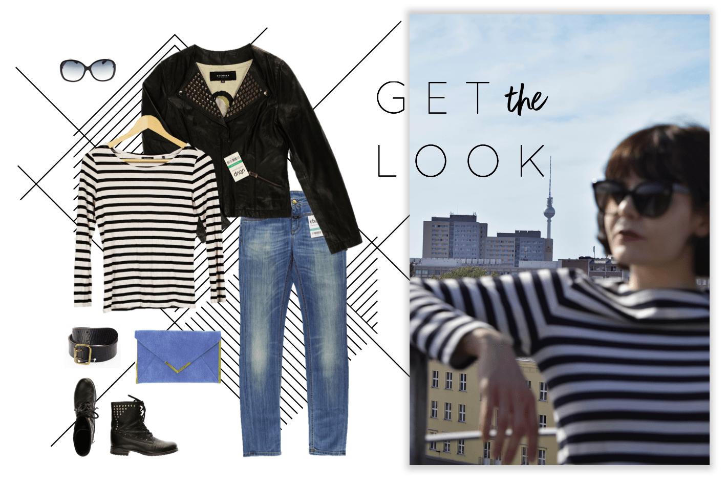 Get the Look - Streifen