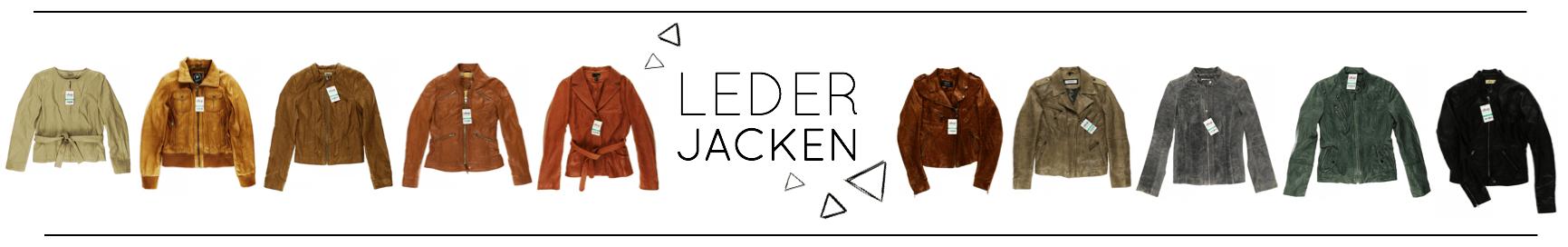 Leder - Jacken