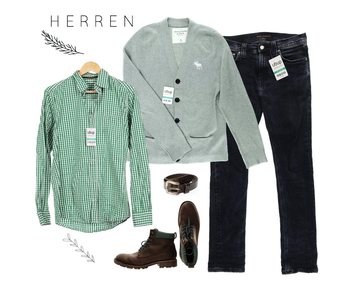 Oktoberfest-Outfit Get the Look Herren