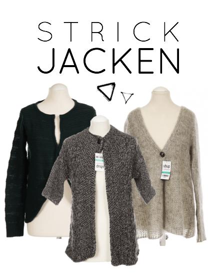 Strick - Jacken