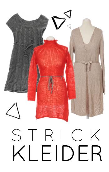 Strick - Kleider