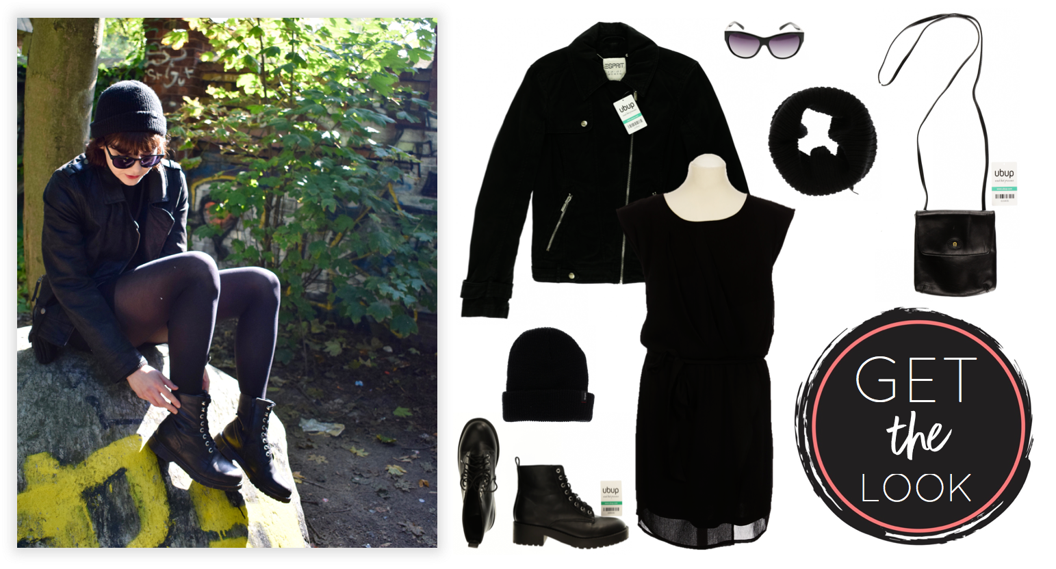 Get the Look - Black