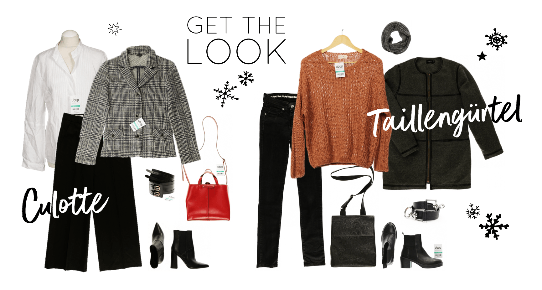 Winter-Trends 2017 - Get the Look