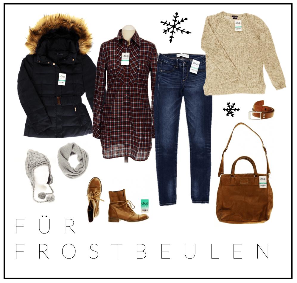 Winteroutfit für Frostbeulen