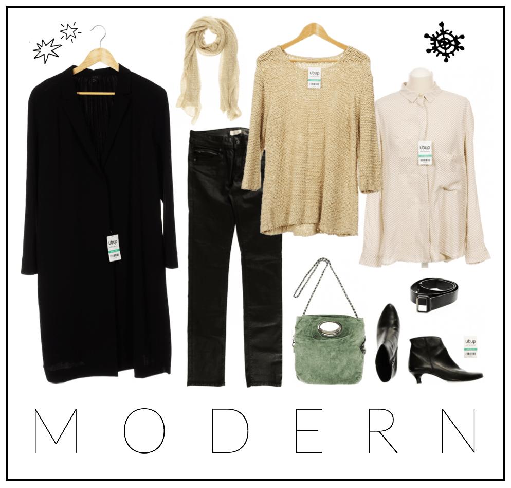 Winteroutfit - modern