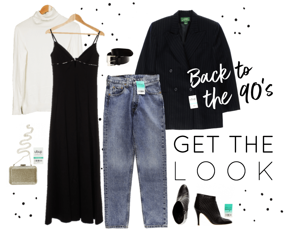 Get the Look - Layering - Back to the 90's