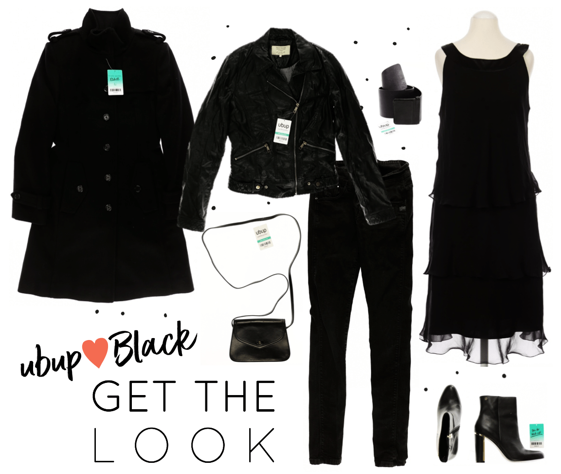 Get the Look - Layering - black