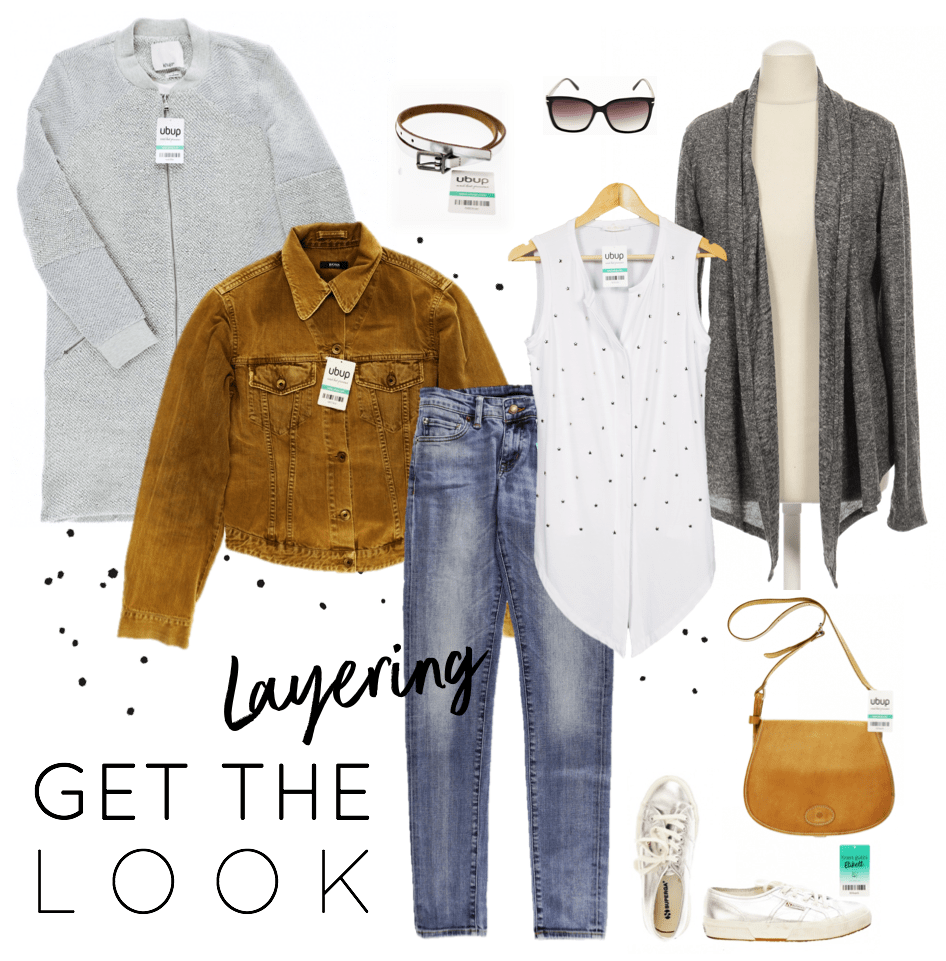 Get the Look - Layering