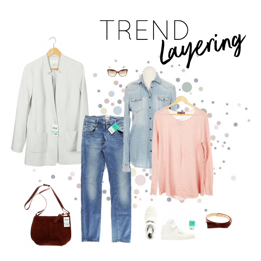 Oster-Outfit Layering