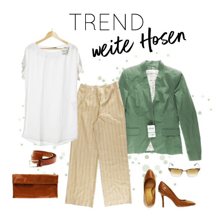 Oster-Outfit weite Hosen