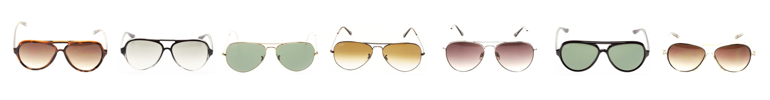 Sonnenbrille - Pilotenbrille