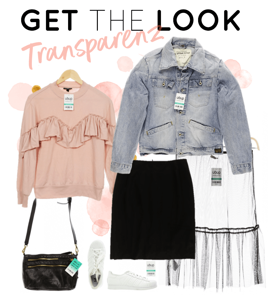 Get the Look - Trend Transparenz