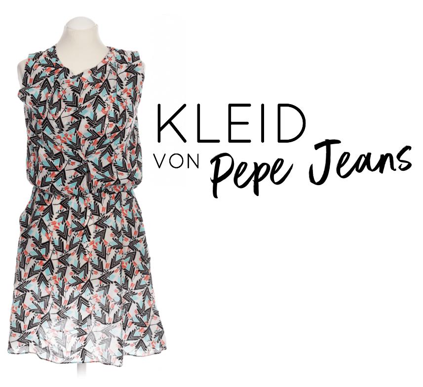Second Hand Outfit des Monats Juni 2018 - Kleid