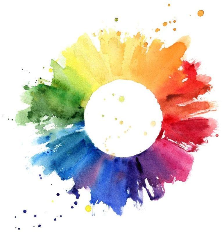 Color Blocking - Farbkreis