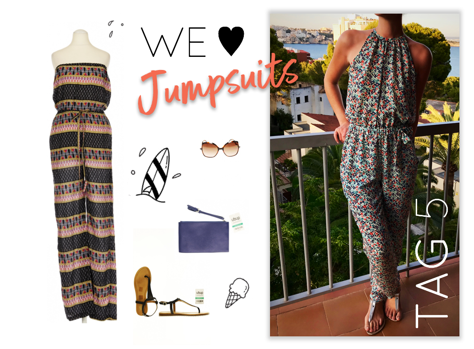 Urlaubs-Outfits Tag 5