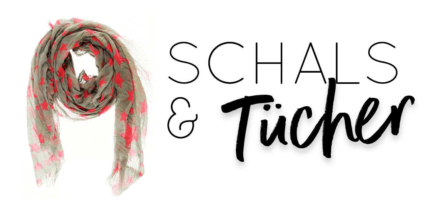 Second Hand Outfit des Monats August 2018 - Schals