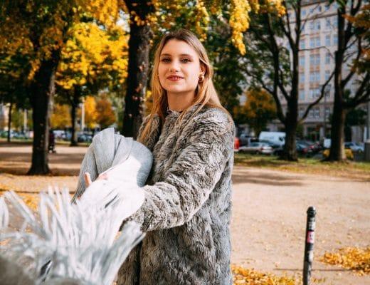 Second Hand Outfit des Monats November 2018