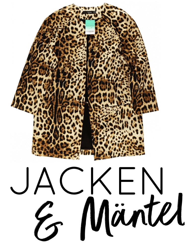 Second Hand Outfit des Monats November 2018 - Mäntel