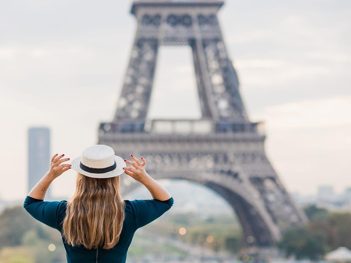 Paris gilt als die Stadt der Mode.