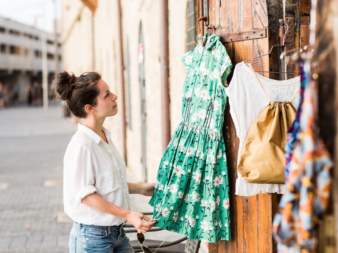 Tipps fürs Second Hand Shopping