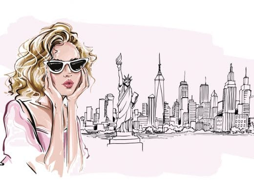 So stylst du den Look aus Sex and the City