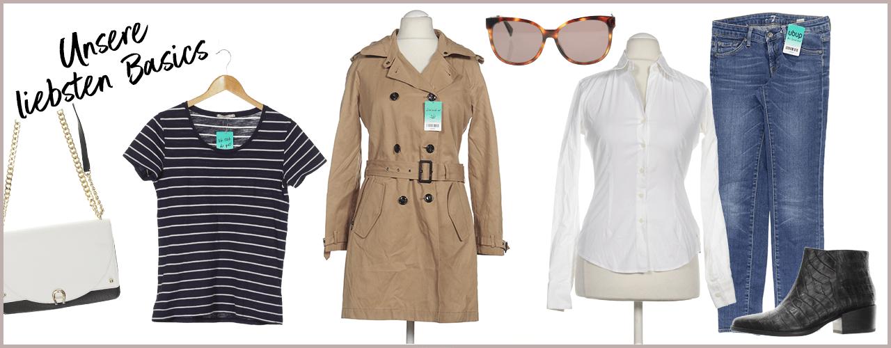 Die Basics für eine Capsule Wardrobe