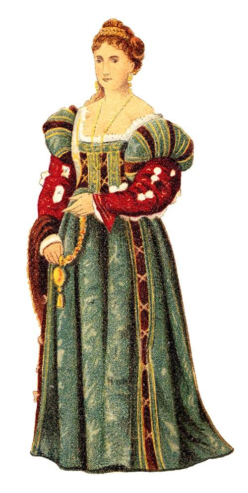 Mode während der Renaissance