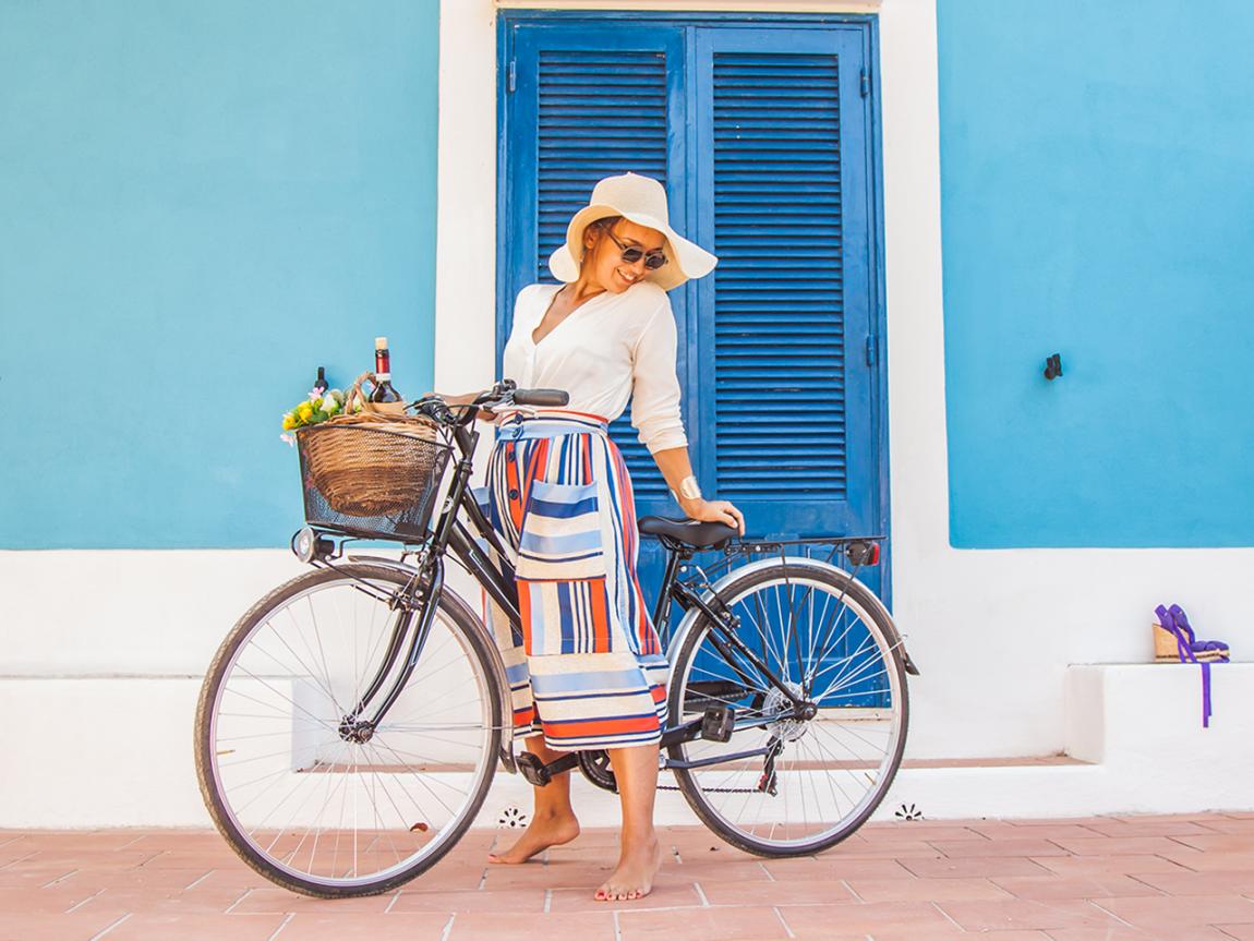 Italienische Mode für Urlaubsflair