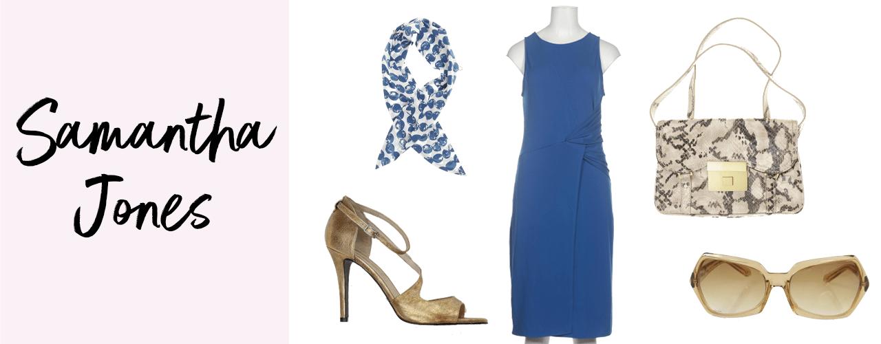 Eleganz und Selbstbewusstsein in einer Person: Samantha Jones