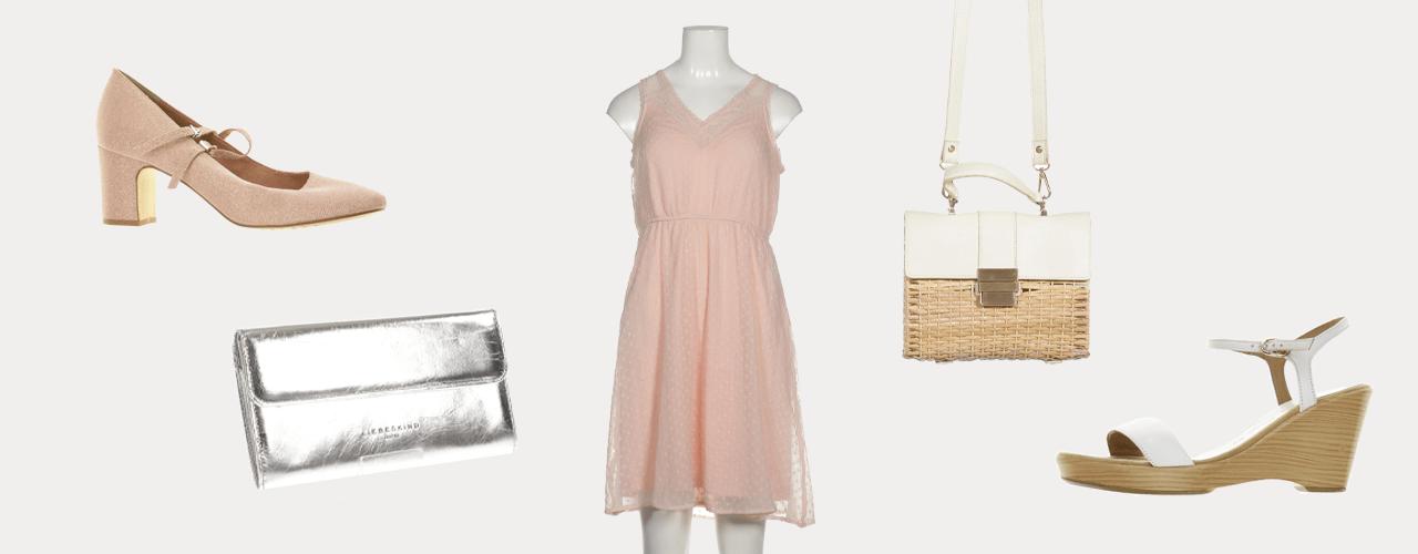 """Mit einem rosa Kleid kleidest du dich im Nu wie Baby aus """"Dirty Dancing""""."""