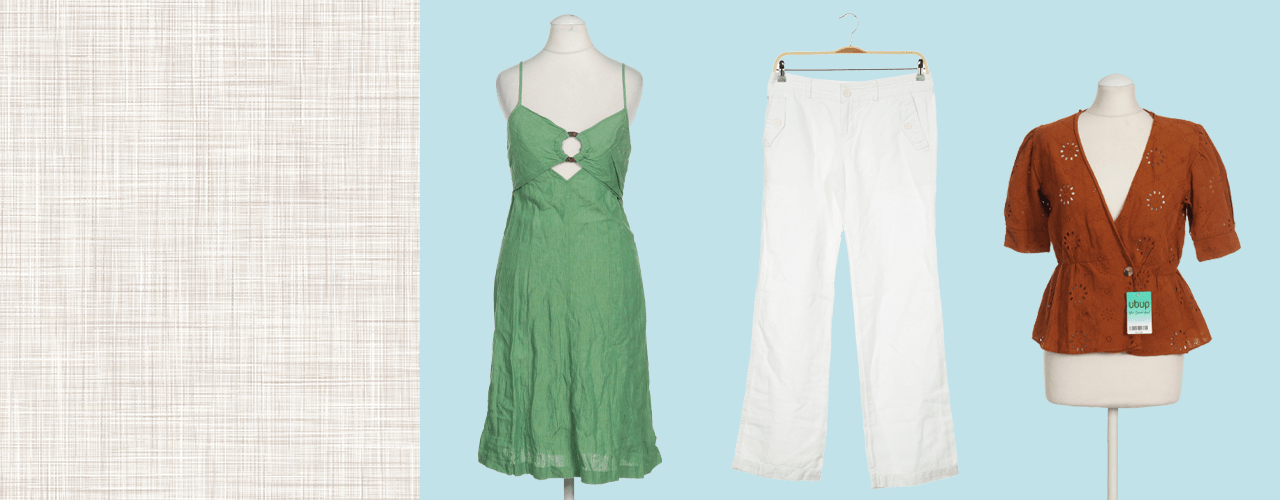 Kleidung aus Leinen ist luftig und nachhaltig!