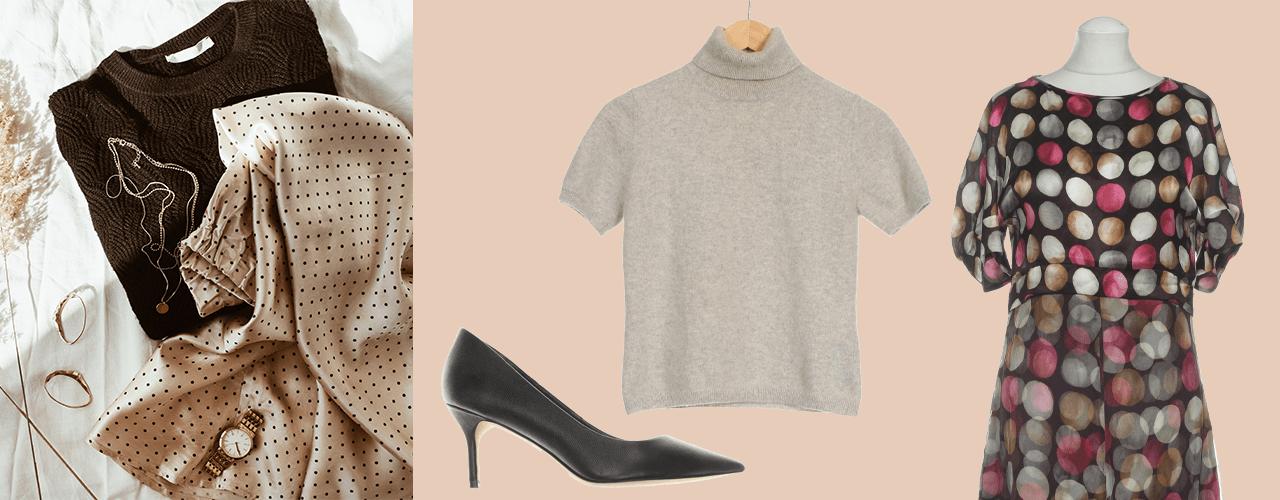 Edle Materialien peppen dein Outfit direkt auf
