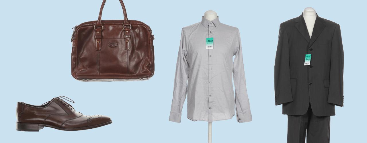 Ein klassisches Business Outfit für Herren