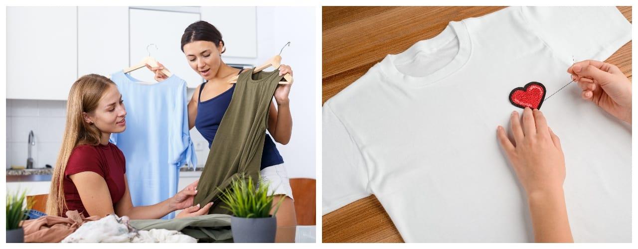 So hältst du deine Kleidung länger am Leben.
