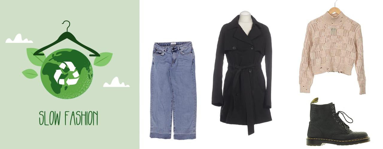 Mehr Nachhaltigkeit im Kleiderschrank